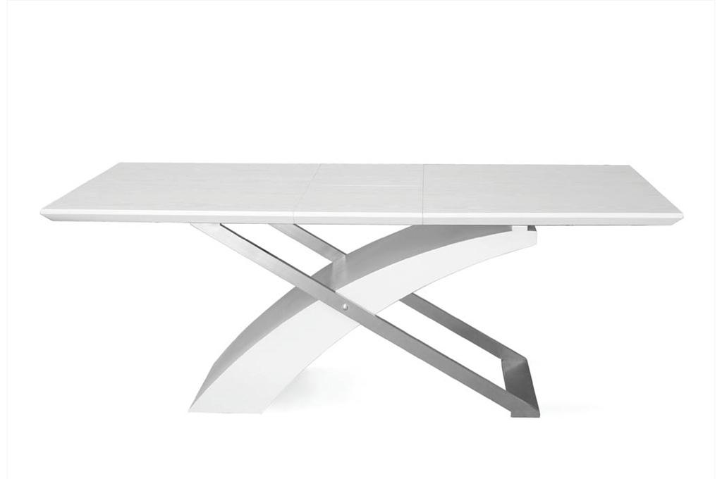 Level allungabile tavoli e sedie mobili sparaco for Tavoli e sedie soggiorno moderno