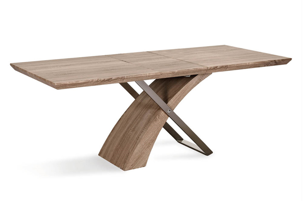 Level allungabile tavoli moderni mobili sparaco for Tavolo allungabile sala da pranzo