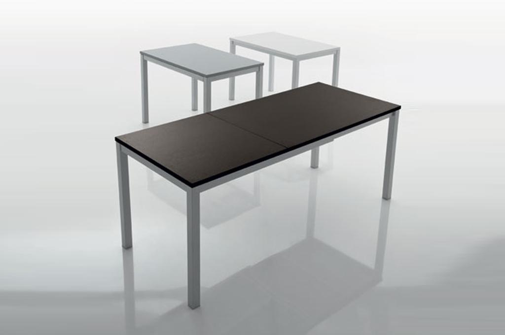 Tavolo allungabile economico tavoli in cristallo design | Zenzeroclub