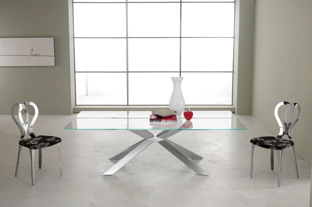 Mikado tavoli e sedie mobili sparaco for Tavoli e sedie soggiorno moderno