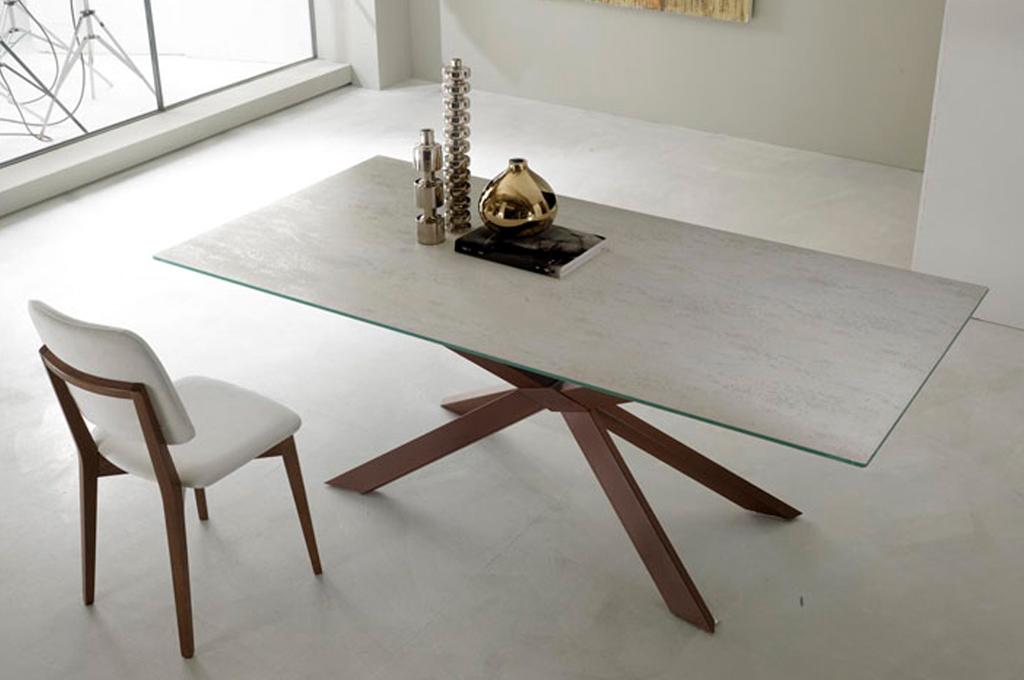 Mikado tavoli e sedie mobili sparaco - Tavolo fratino moderno ...