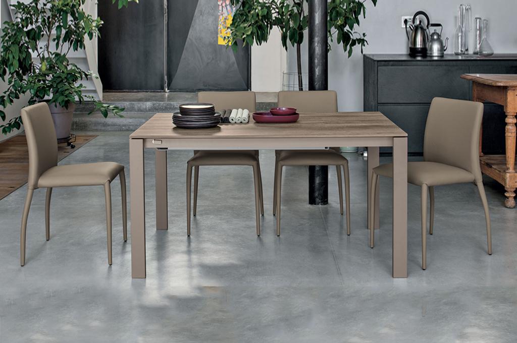 Tavolo 4 posti allungabile tavoli e sedie cucina | Ocrav