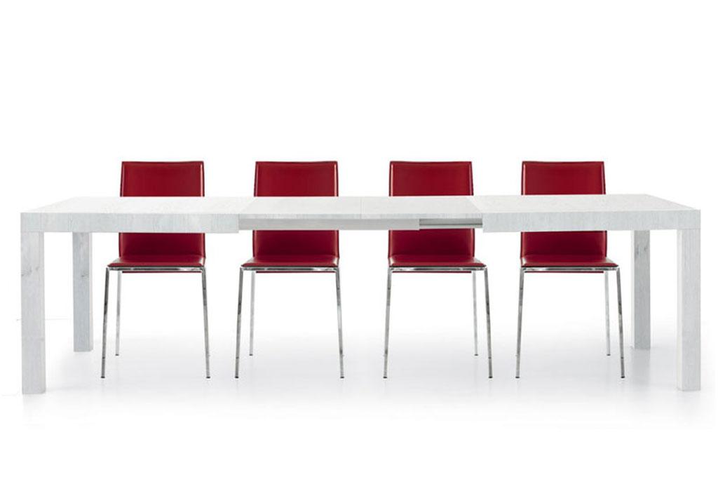 Tavolo 656 tavoli e sedie mobili sparaco for Offerte tavoli legno massello