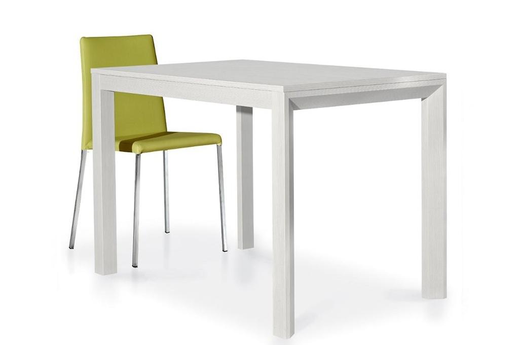 Tavolo 682 tavoli e sedie mobili sparaco for Tavolo rotondo bianco moderno