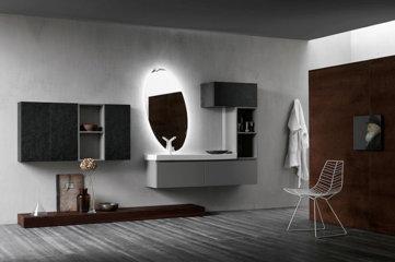 Immagini bagno cheap excellent vista del bagno in camera - Riscaldare il bagno ...