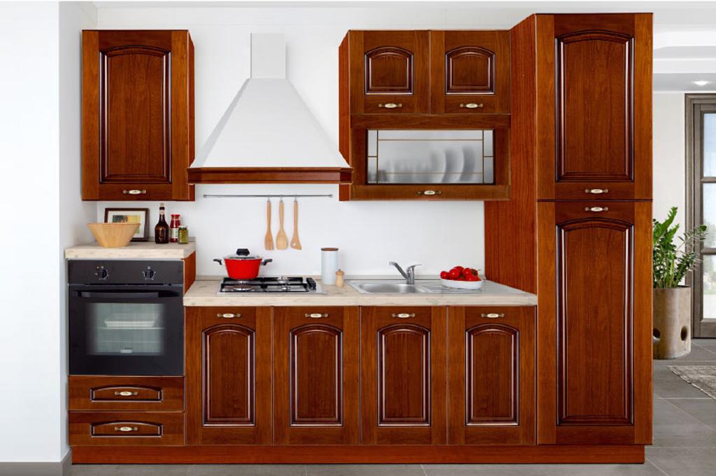 Ninfa cucine classiche mobili sparaco - Immagini cucine classiche ...