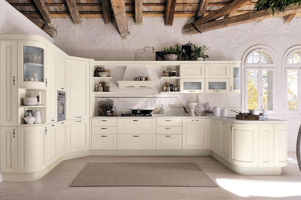Agnese cucine classiche mobili sparaco - Cucina lube agnese ...