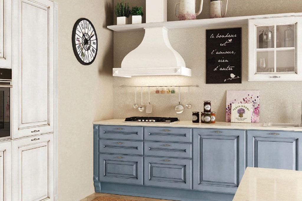 Athena cucine classiche mobili sparaco - Cucine bellissime classiche ...
