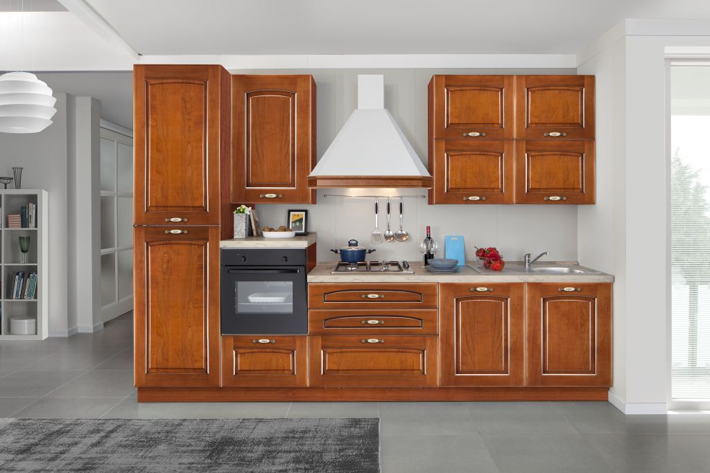 Ninfa 330 cucine classiche mobili sparaco for Cucine classiche in offerta