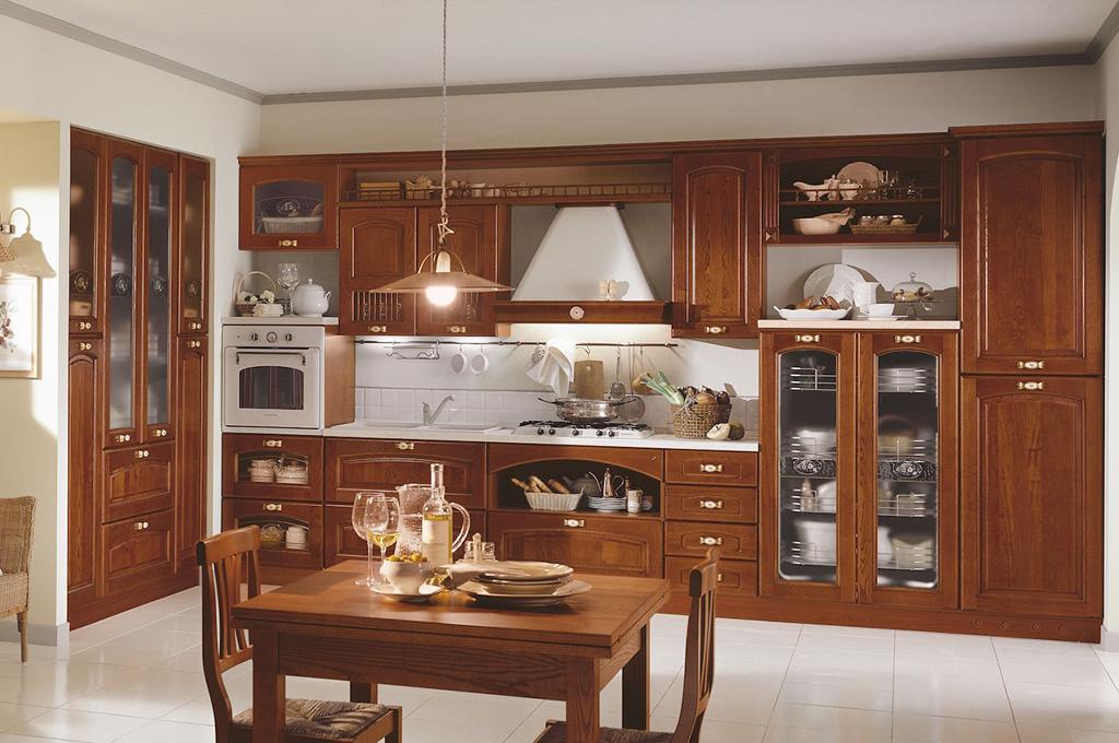 Giorgia cucine classiche mobili sparaco - Mobili che passione ...