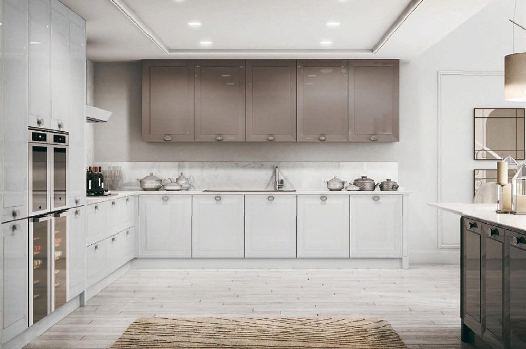 Olimpia cucine classiche mobili sparaco - Cucine classiche berloni ...