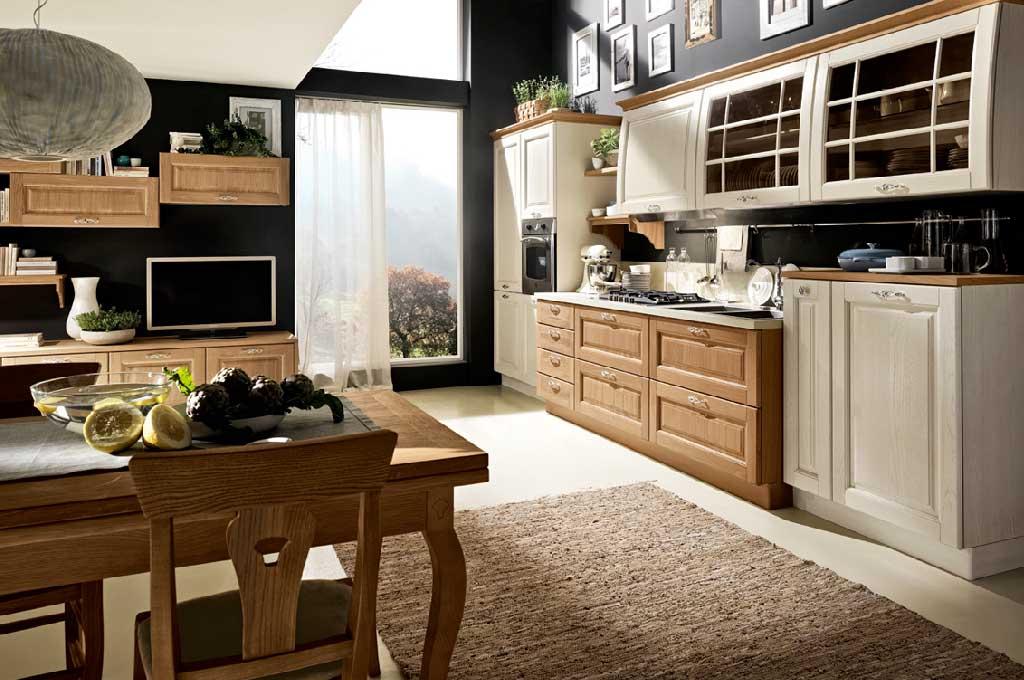 Bolgheri cucine classiche mobili sparaco - Catalogo stosa cucine ...