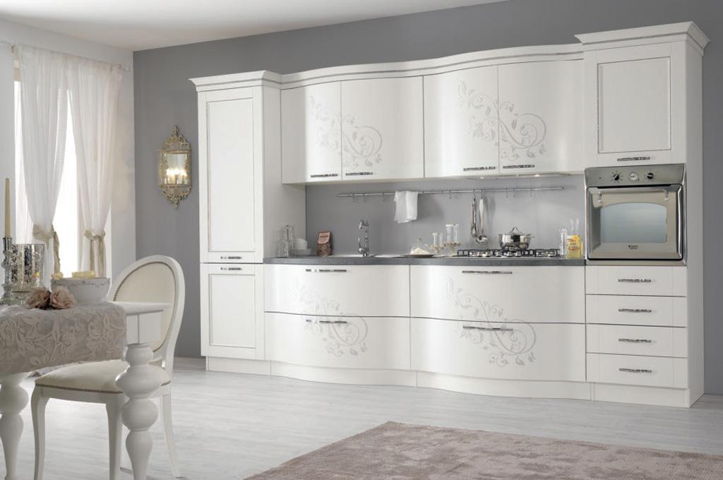 Prestige cucine classiche mobili sparaco - Camera da letto frassino ...