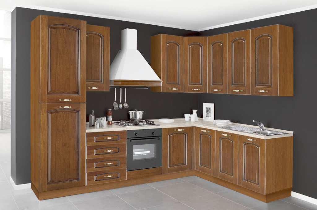 La Cucina Componibile Classica : Cucina componibile classica beautiful ue cucine with