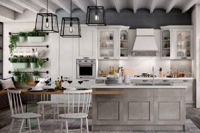Cucine classiche mobili sparaco - Cucine classiche avorio ...