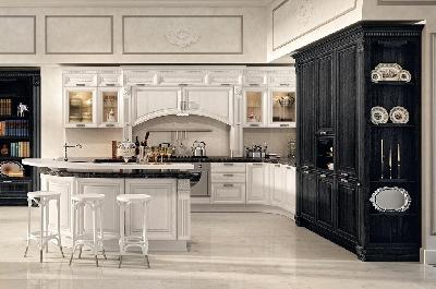 Pantheon cucine classiche mobili sparaco for Cucine legno massello
