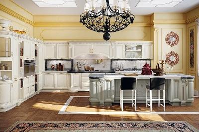Cucine classiche mobili sparaco - Cucina lube classica ...