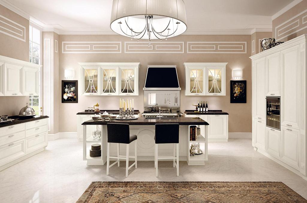 Pantheon | Cucine classiche | Mobili Sparaco