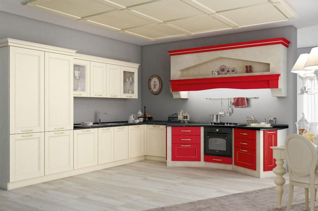 Prestige | Cucine classiche | Mobili Sparaco