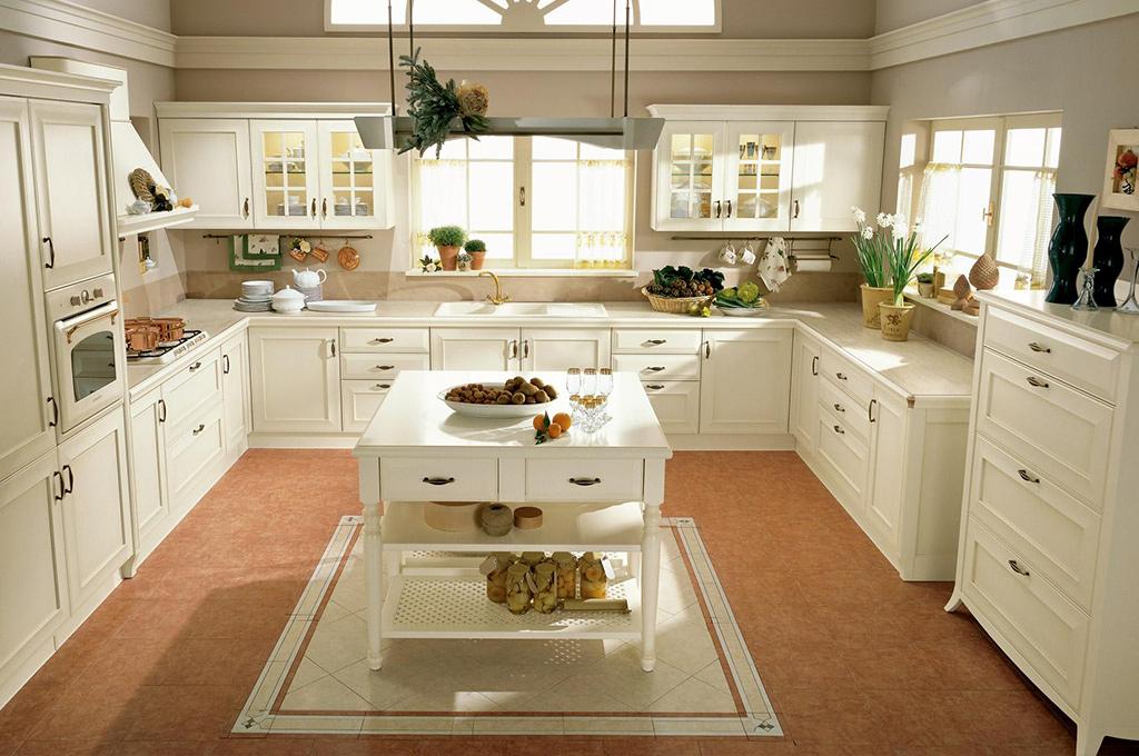Velia cucine classiche mobili sparaco for Cucine classiche