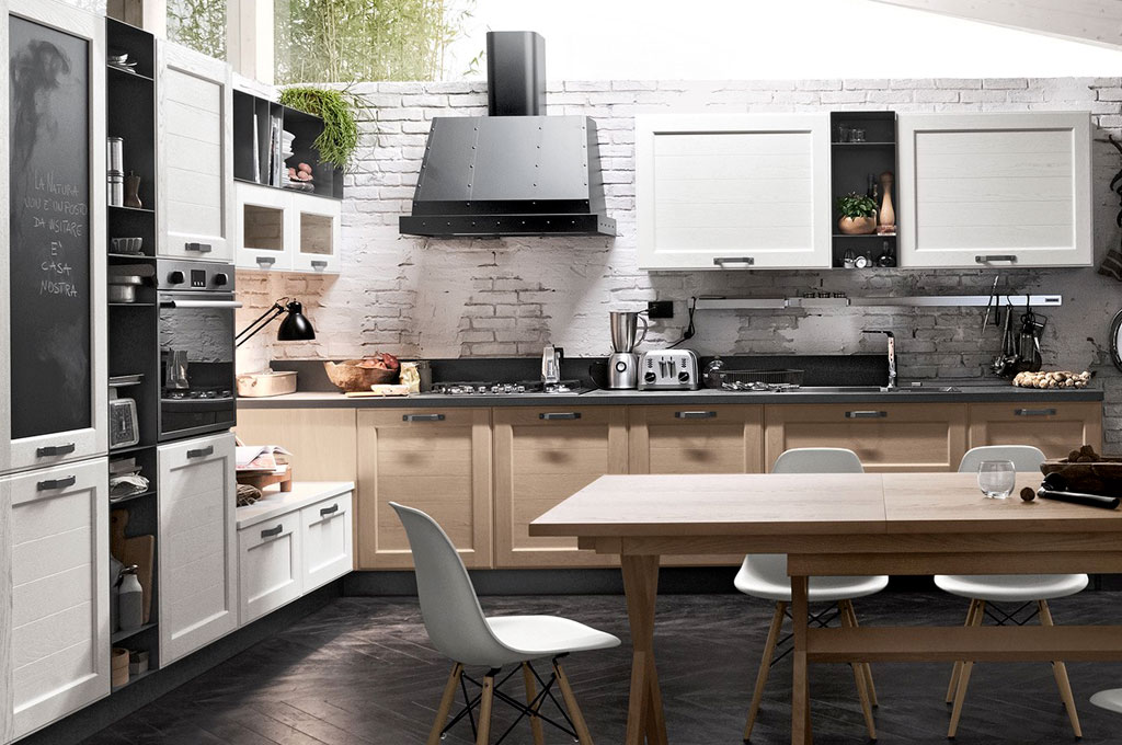 York cucine moderne mobili sparaco - Cucine urban style ...