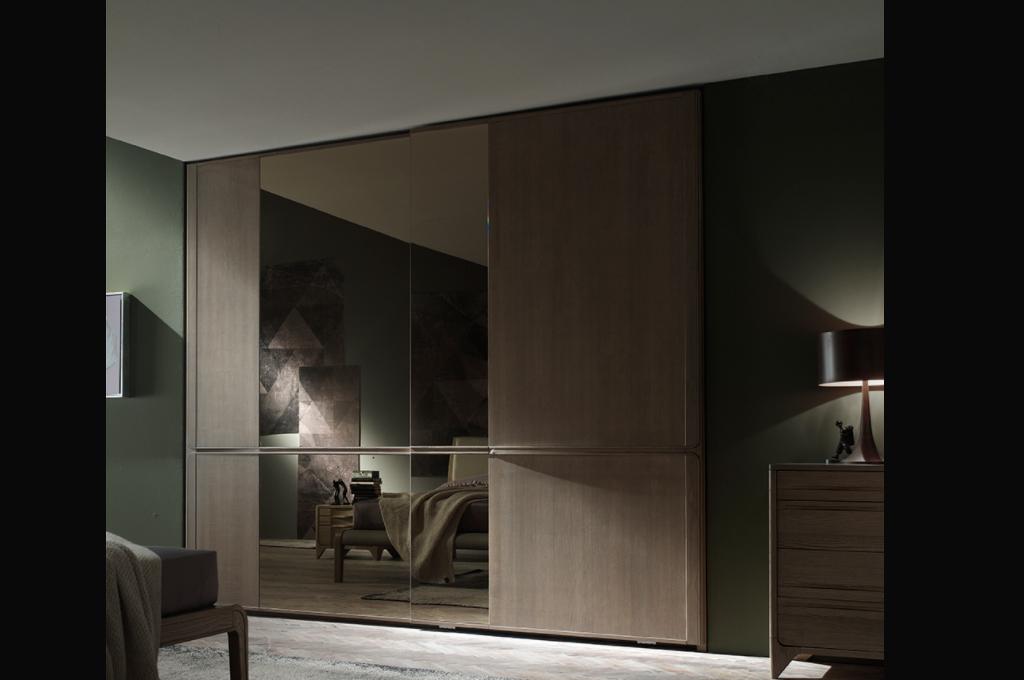 Cleo camere da letto moderne mobili sparaco - Lube camere da letto ...