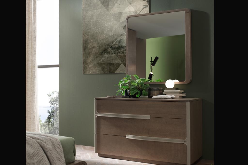 Cleo camere da letto moderne mobili sparaco for Mobili camere da letto moderne
