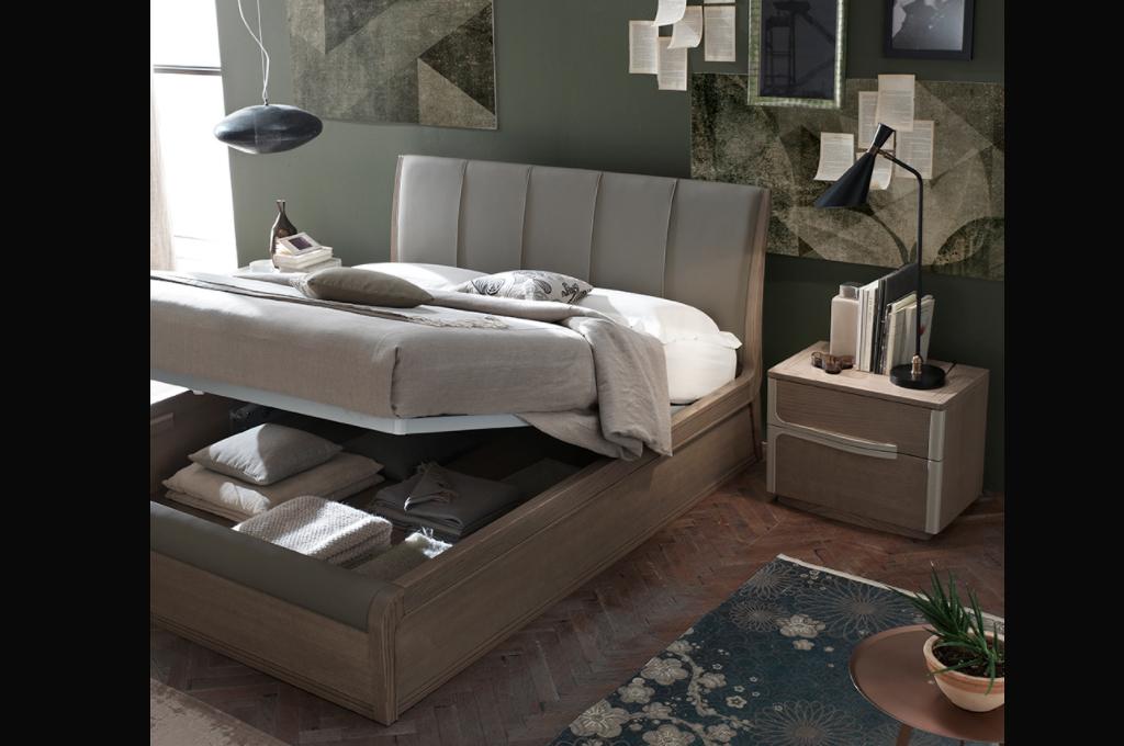 Cleo camere da letto moderne mobili sparaco - Camere da letto usate roma ...