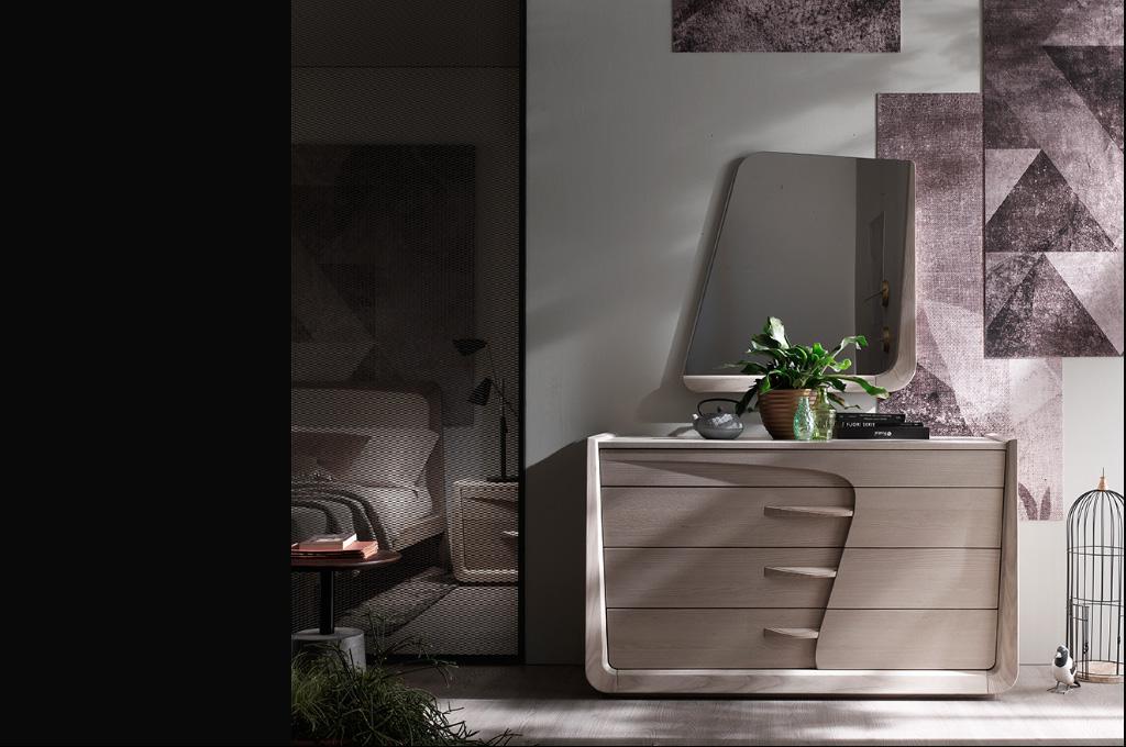 Fasolin camera da letto modello desy disegno domestico - Camera da letto fasolin ...