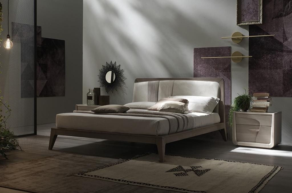 Desi camere da letto moderne mobili sparaco - Camere da letto moderne milano ...