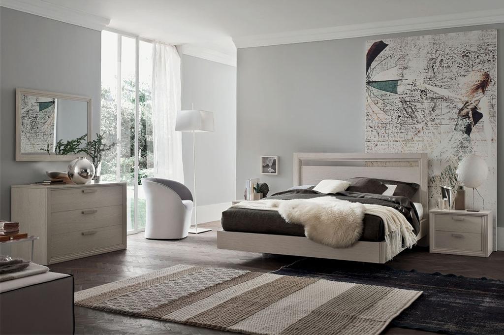 Iris  Camere da letto moderne  Mobili Sparaco