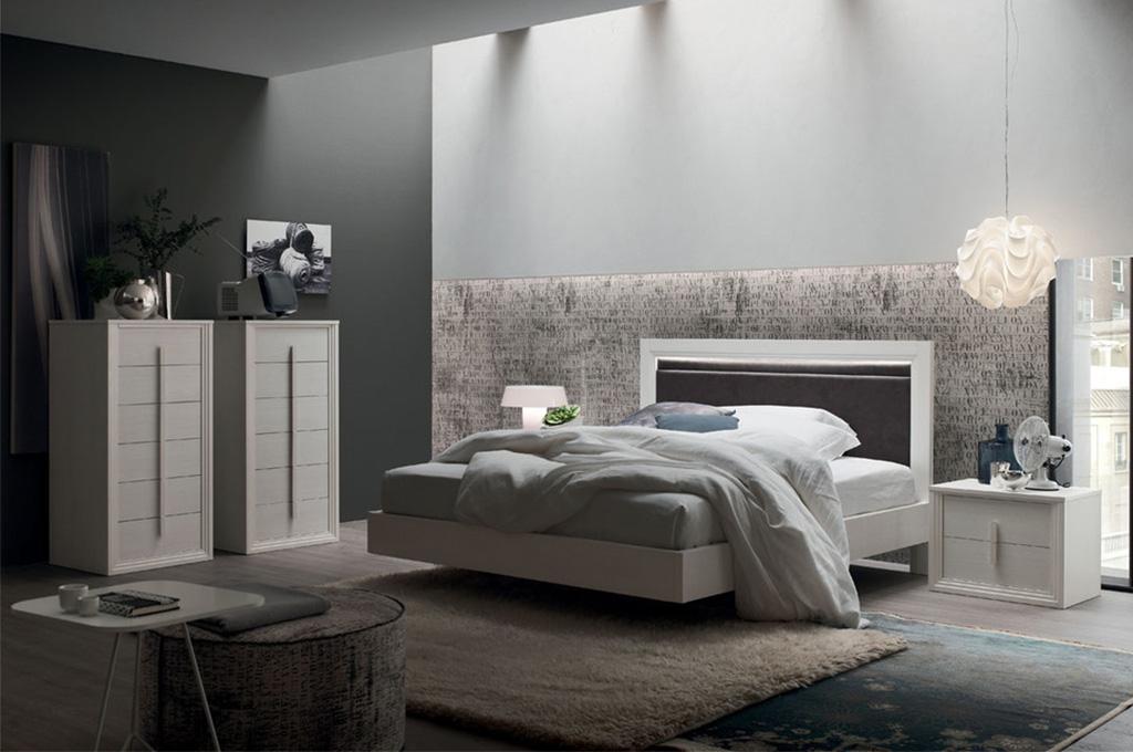Iris | Camere da letto moderne | Mobili Sparaco