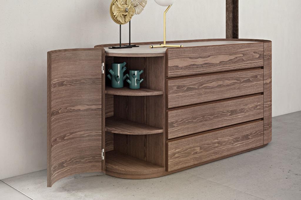 Incanto camere da letto moderne mobili sparaco for Fazzini mobili catalogo