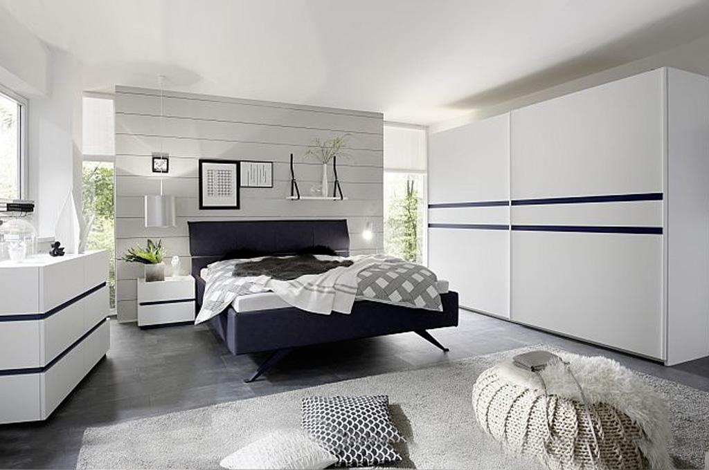 Rex camere da letto moderne mobili sparaco for Mensole moderne camera da letto