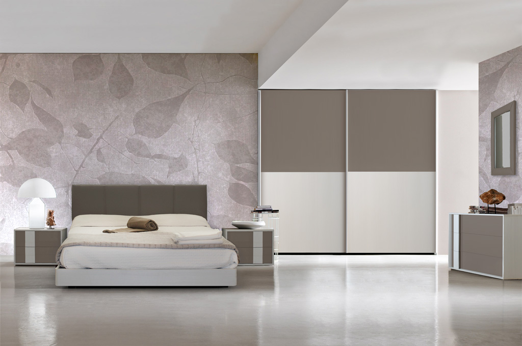 Road camere da letto moderne mobili sparaco for Camere moderne bianche