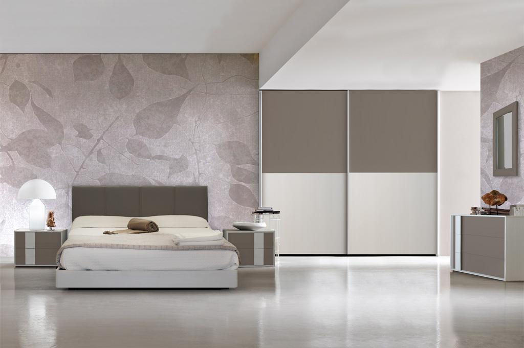 Stanze Da Letto Moderne Bianche : Camere da letto moderne mobili sparaco