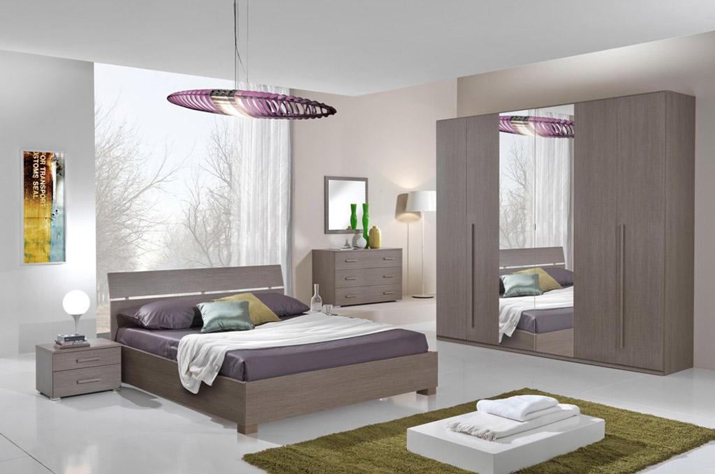 camere da letto moderne teseo camera da letto come foto € 1080 ...