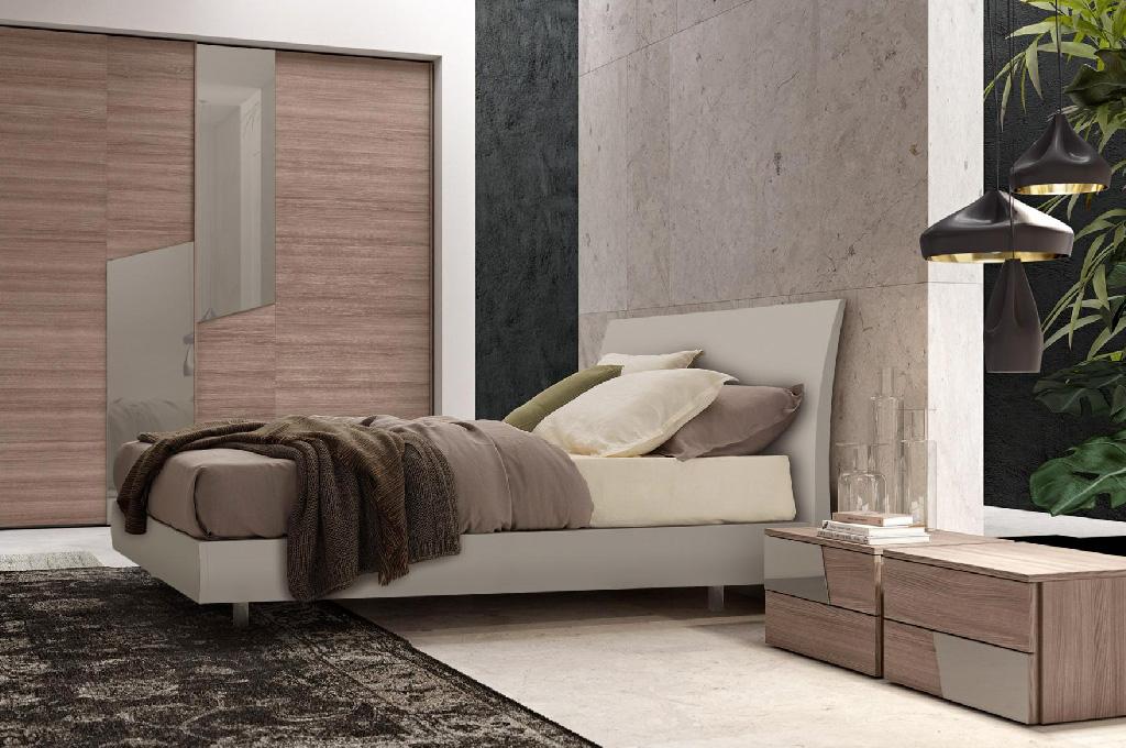Techno camere da letto moderne mobili sparaco - Offerte camere da letto moderne ...