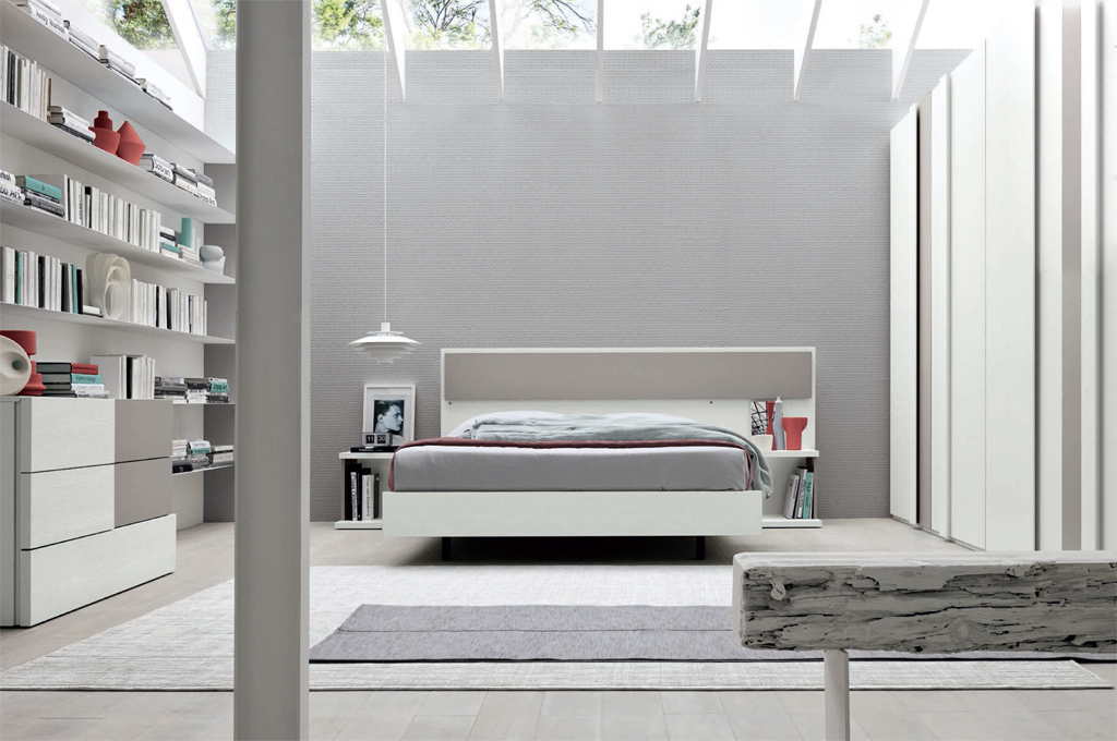 Tecno | Camere da letto moderne | Mobili Sparaco