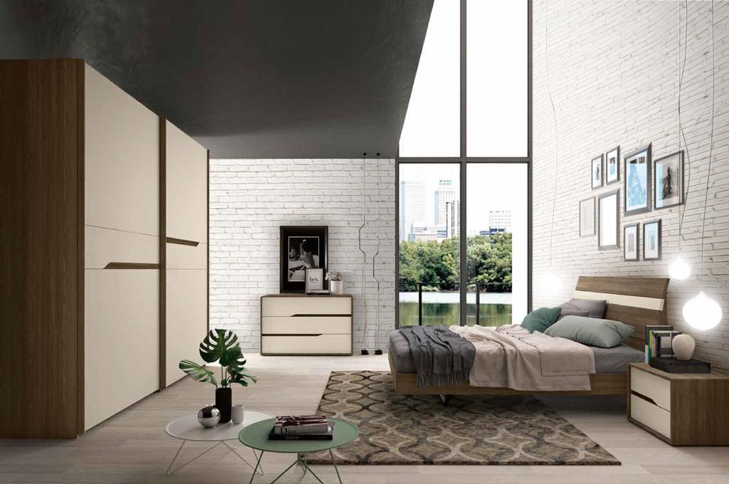 Traccia camere da letto moderne mobili sparaco for Camere da letto moderne marche