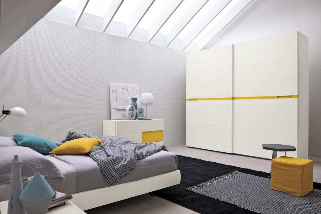 Vitality  Camere da letto moderne  Mobili Sparaco