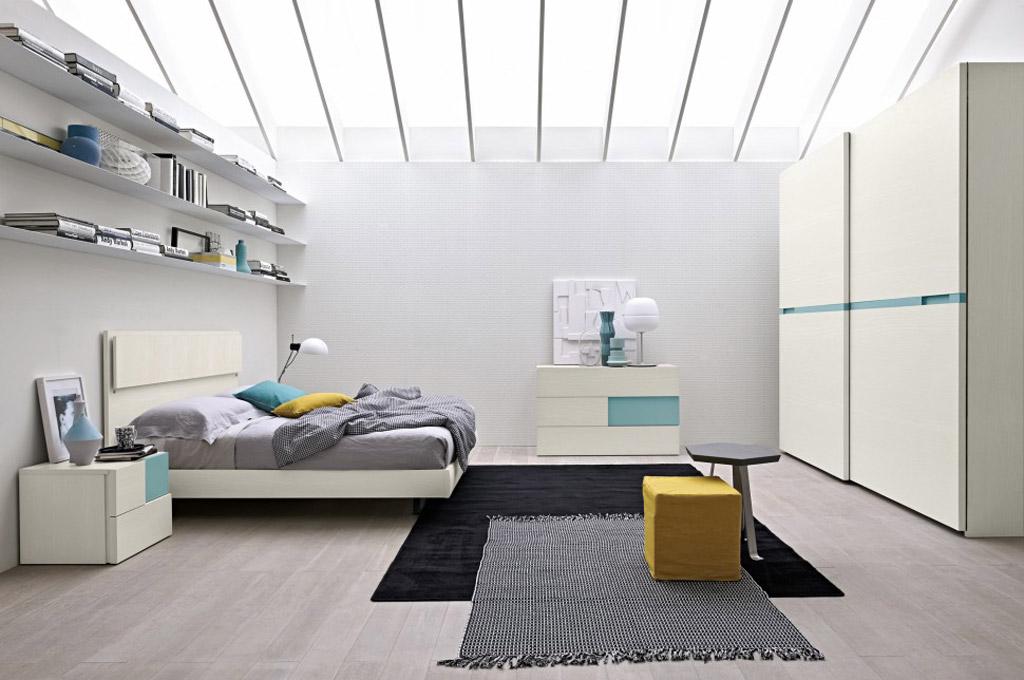 Sogno camere da letto moderne mobili sparaco for Camere da letto moderne singole