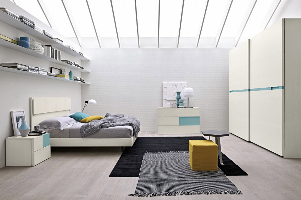 Vitality | Camere da letto moderne | Mobili Sparaco