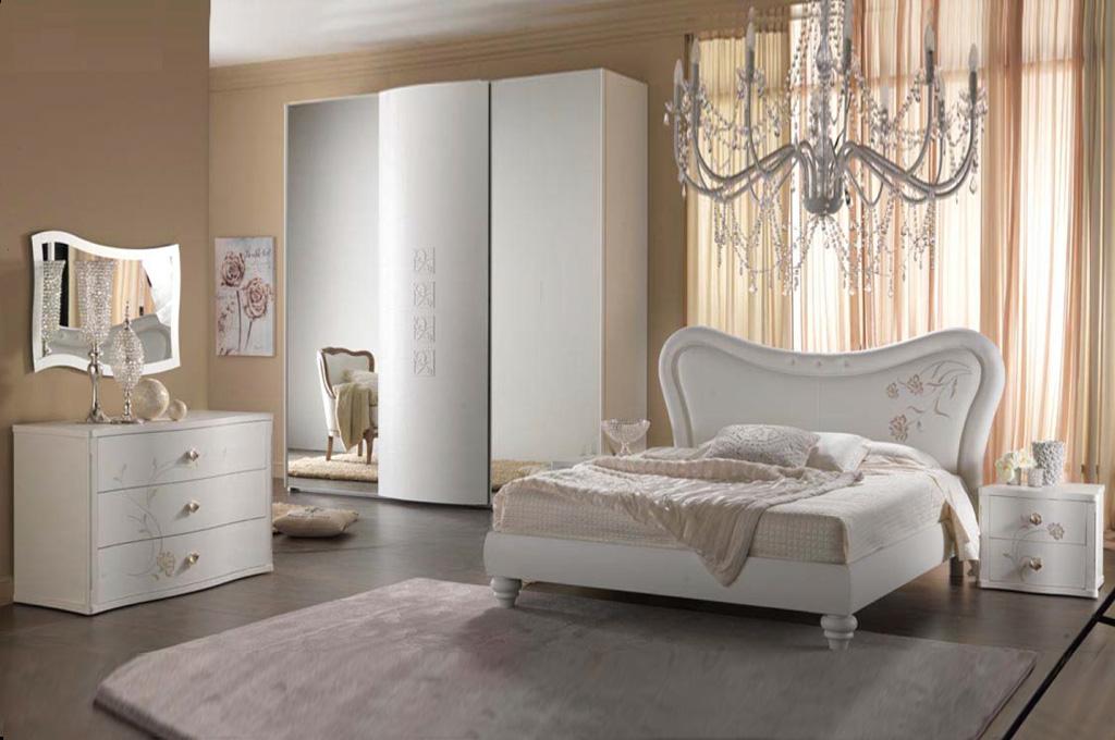 Amalfi camere da letto moderne mobili sparaco for Idee per camere da letto moderne