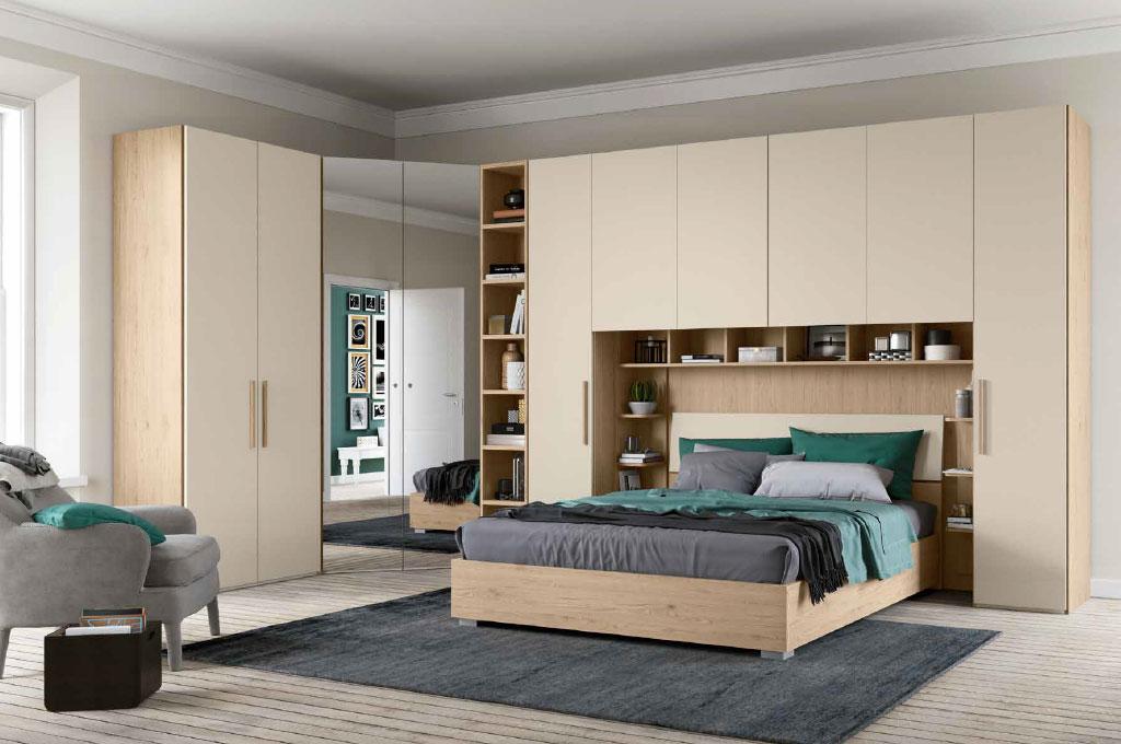 Facile | Camere da letto moderne | Mobili Sparaco