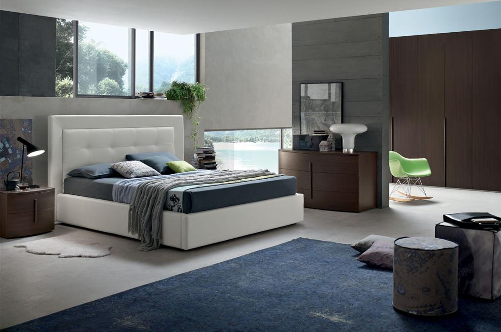 Deo camere da letto moderne mobili sparaco - Camere da letto complete moderne ...
