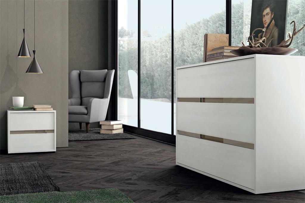 Galaxy camere da letto moderne mobili sparaco - Dalani mobili camere da letto ...