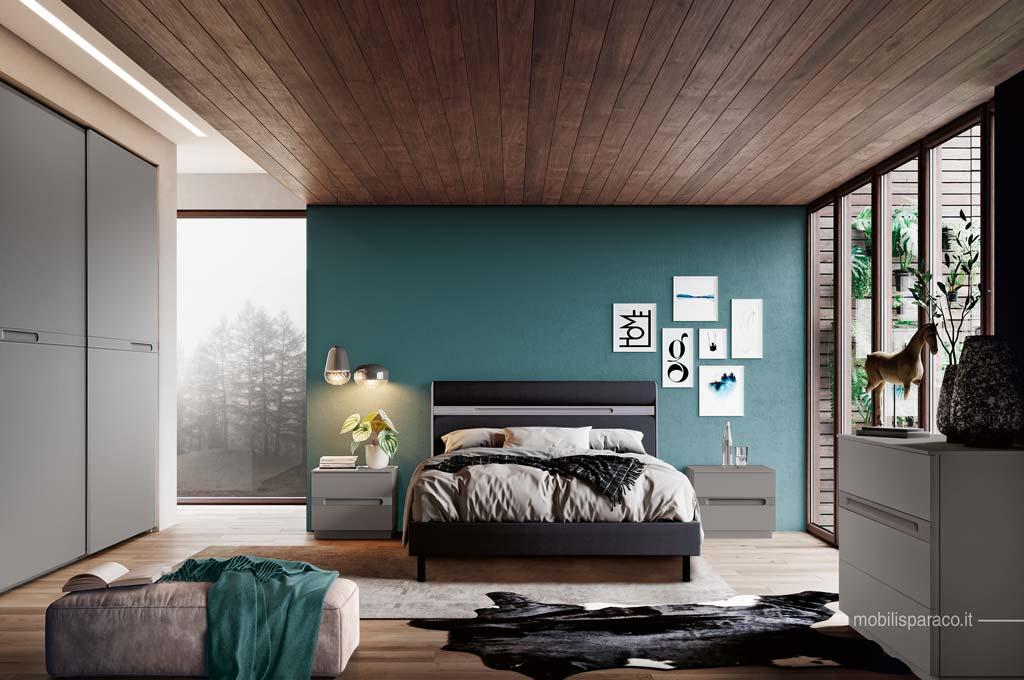Icona camere da letto moderne mobili sparaco for Camere da letto matrimoniali complete miglior prezzo