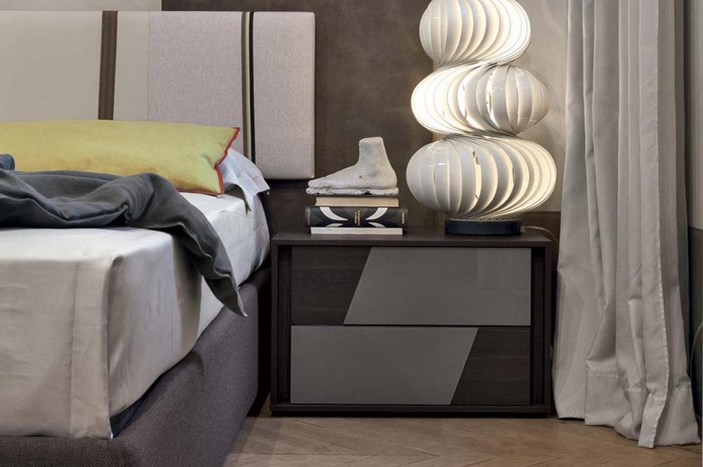Kross camere da letto moderne mobili sparaco - Colori camera da letto moderna ...