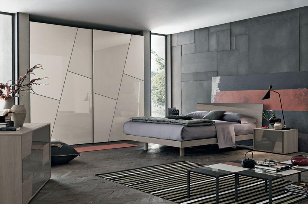 Kross | Camere da letto moderne | Mobili Sparaco